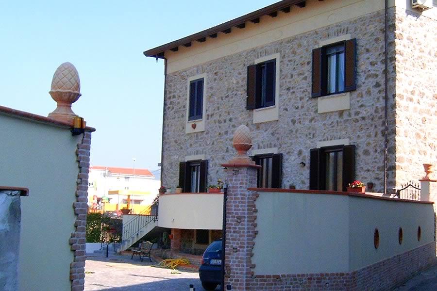 Lavori di restauro  a Salerno . Arechi Group Srl