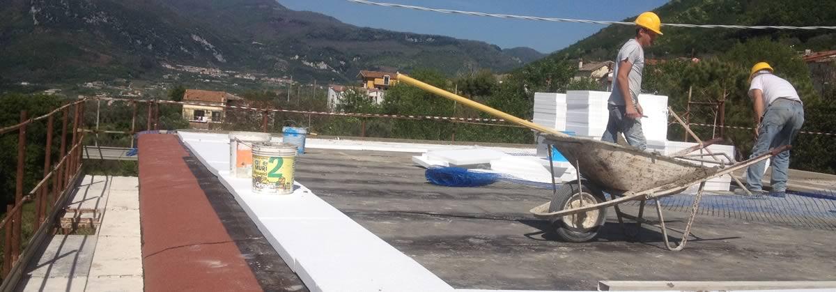 Lavori di ristrutturazione a  Giffoni,Ex Scuola Elementare Ornito