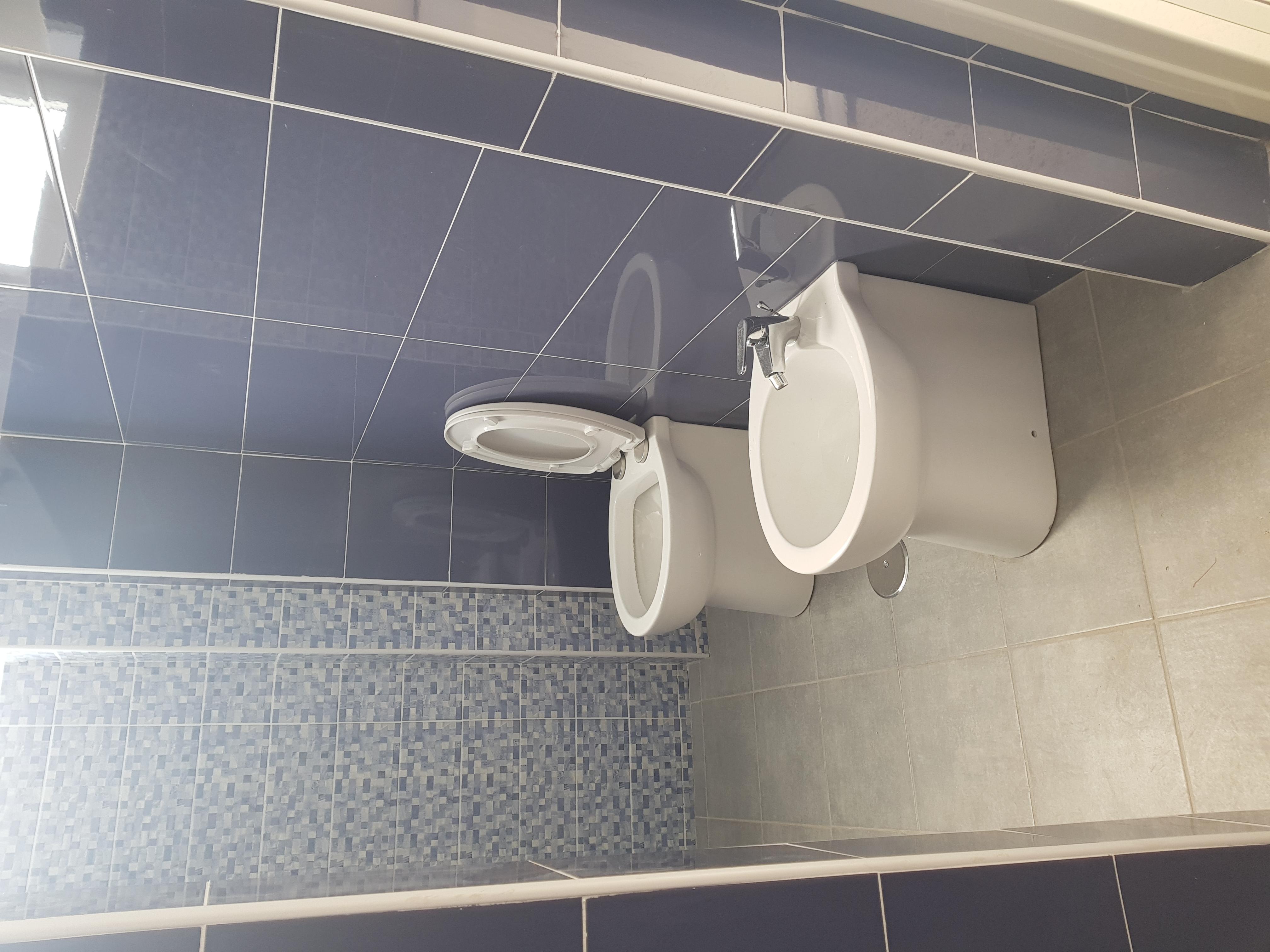 Ristrutturazione servizi igienici Scuola Monterisi